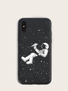 Funda iPhone Astronauta