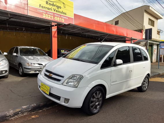 Chevrolet Meriva 1.8 Premium Flex Power 5p