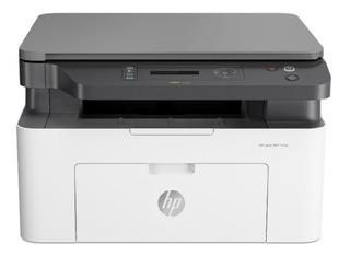 Impresora Multifuncional Hp M135w Wifi Byn