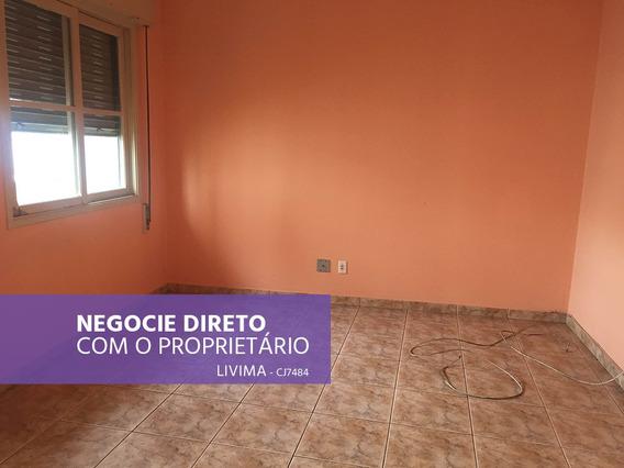 Apartamento À Venda Na Rua Pedro Borges Gonçalves, José Menino, Santos - Liv-2531