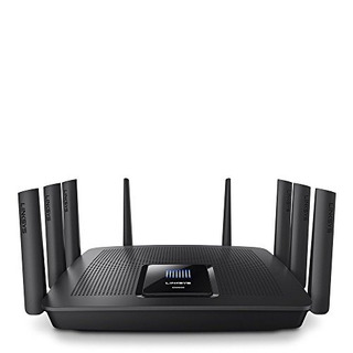 El Router Inalámbrico Linksys Ac5400 Tri Band