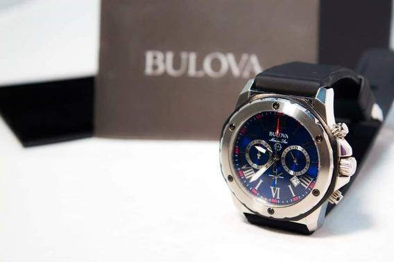 Relógio Bulova Original Coleção Marine Star 98b258