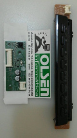 Teclado E Sensor Tv Lg 42lb9rta