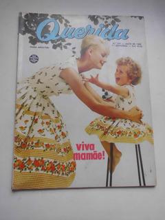 Revista Querida Nº 191 - Rge - Maio/1962 - Cinema / Moda