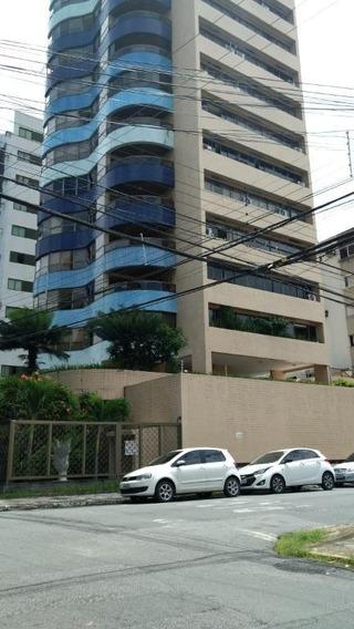 Apartamento Em Graças, Recife/pe De 180m² 4 Quartos À Venda Por R$ 830.000,00 - Ap192095