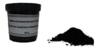 Carbón Activado En Polvo 100 % Puro, Envió Gratis!