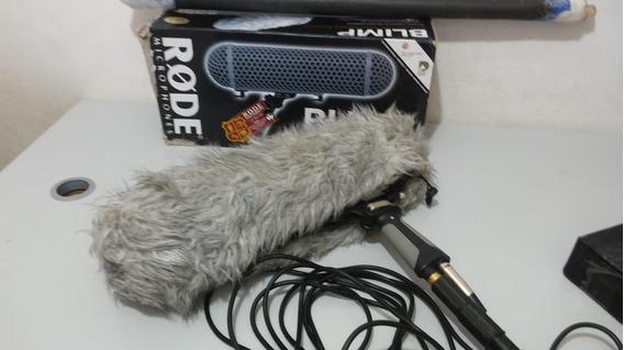 Kit Completo De Microfone Boom