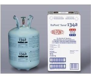 Dupont R-134a Automotriz Refrigerante 30 Lb. Cilindro (r-134