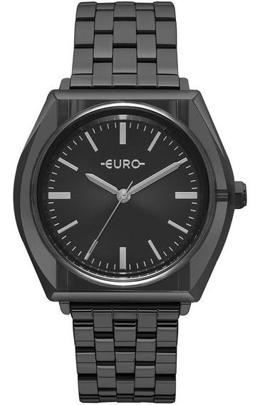 Relógio Feminino Euro Acetato Hit Eu2035ynb/4p