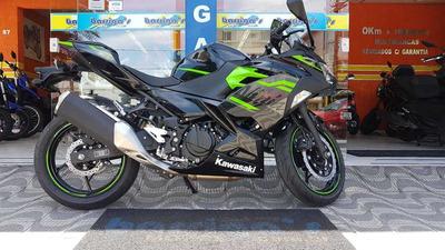 Nova Ninja 400 Abs 0km 2020 Metallic Spark Black