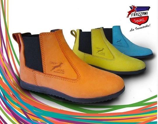 Zapatos Dama Botin Frazzani Sport Modelo Anita Talla 39