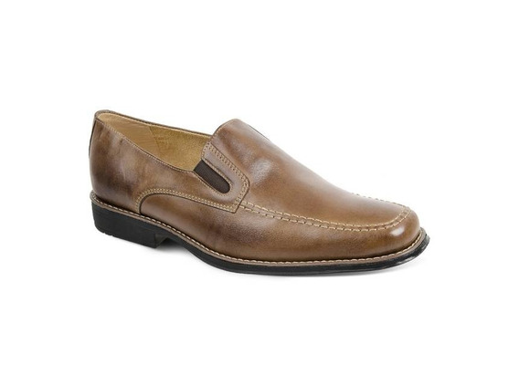 Sapato Social Masculino Side Gore Sandro Moscoloni New Jey