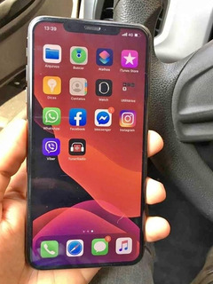 iPhone Xs Max 64gb Branco! Seminovo