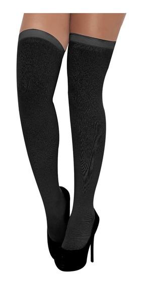 Panty Medias Bucaneras Elastizadas Talle Unico