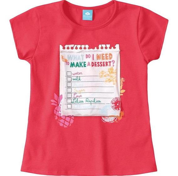 Blusa Lilica Ripilica Infantil - 10110497i