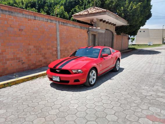 Mustang Lujo V6 En Excelentes Condiciones