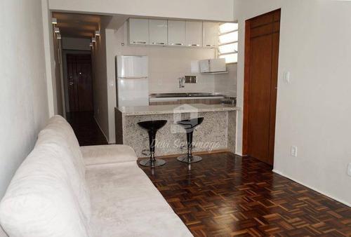 Apartamento Com 3 Dormitórios À Venda, 85 M² Por R$ 550.000,00 - Ingá - Niterói/rj - Ap0554