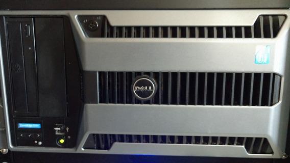 Servidor Dell Poweredge T610 8gb Ram 2x Xeon E5649 Sixcore