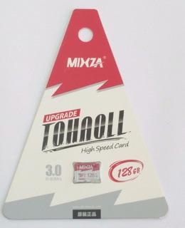 Cartão De Memória Microsd 128gb Mixza Classe 10 Legítimo