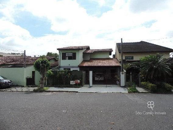 Casa Com 3 Dormitórios À Venda, 300 M² Por R$ 980.000 - Jardim Da Glória - Granja Viana - Cotia/sp - Ca1113