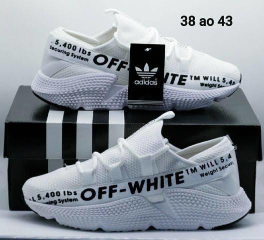 Tênis Da adidas Off-white Original