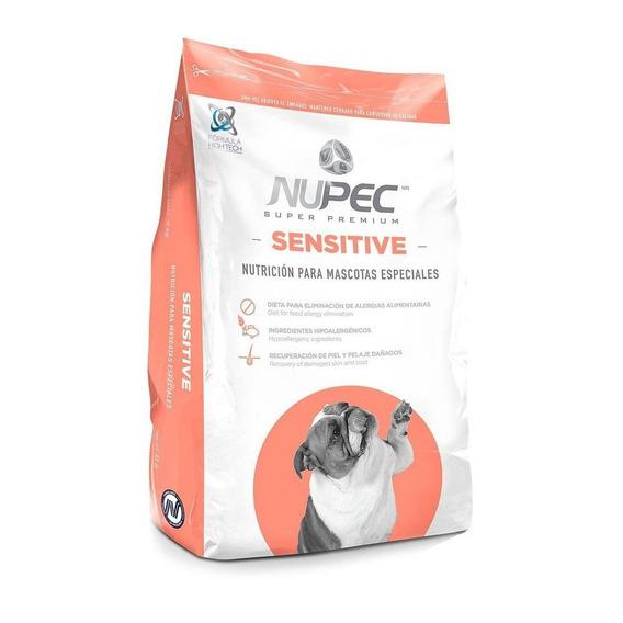 Croquetas Alimento Perro Sensitive Raza Pequeña 8kg Nupec