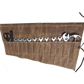 Lona Encerada Multipurpose Roll Up Organizador Bolsa De Herr