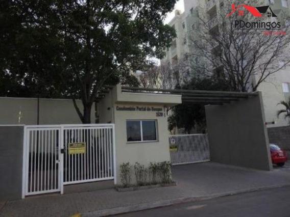 Apartamento À Venda No Portal Do Bosque, Jardim Santa Izabel, Em Hortolândia - Sp - Ap00227 - 33119423