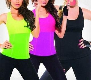 Modelador Reductor Para Mujer Hot Shapers Deporte Ejercicio