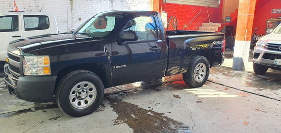 Chevrolet Silverado 2500 Automatica 4x4