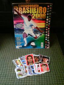 236 Figurinhas Do Campeonato Brasileiro 2008 -leia O Anuncio