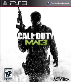 Call Of Duty Modern Warfare 3 Psn Ps3 Digital Game