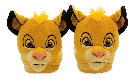 Simba Pantuflas Disney Store $890