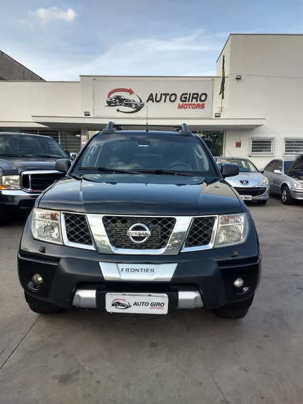 Nissan Frontier 2.5 Le 4x4 Cd Turbo Intercooler Diesel 4p