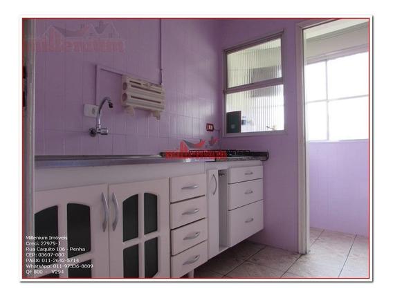 Apartamento Para Venda, 2 Dormitórios, Engenheiro Goulart - São Paulo - 800