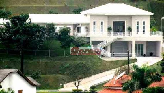 Casa Com 4 Dormitórios À Venda, 675 M² Por R$ 4.200.000 - Caputera - Arujá/sp - Ca1555