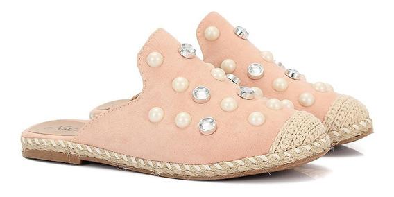 Sapato Rasterinha Sapatilha Mule De Pedras Not Me