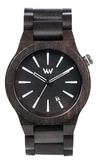 Relógio, Wewood, Assunt Black