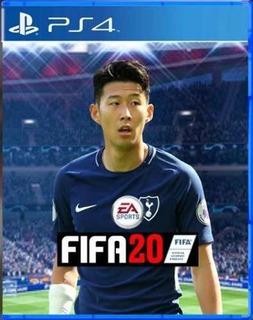 Preventa Juego Ps4 Fifa 20