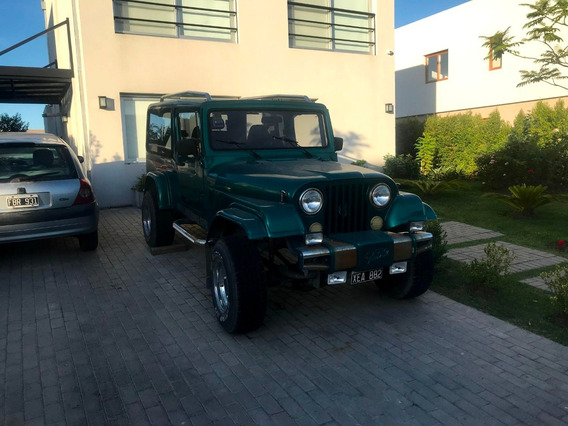 Jeep Ika Potro 4x4 221