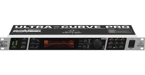 Equalizador De Audio Behringer Deq 2496