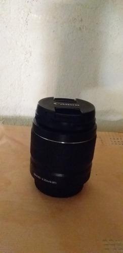 Lente Canon 18-55