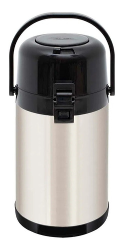 Garrafa Térmica Para Café Agua Chá 1,9l Aço Inox Airpot Mor