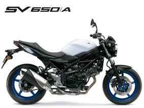 Suzuki Sv 650 A Zero Km 2020