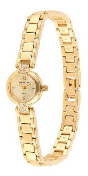Relógio Seculus Feminino Analógico 23591lpsvda1