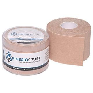 Bandagem Elástica Adesiva Bege Kinesiosport 5cmx5mts