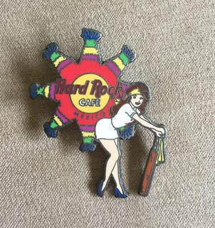Pin Hard Rock Cafe Mexico City Ltd Edition Piñata Muy Raro