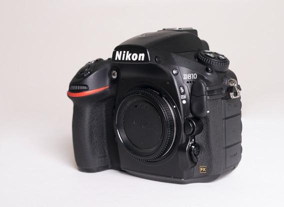 Nikon D810 Perfeito Estado!