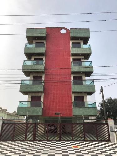 Imagem 1 de 15 de Apartamento Com 2 Dormitórios À Venda, 56 M² Por R$ 189.900 - Agenor De Campos - Mongaguá/sp - Ap0115