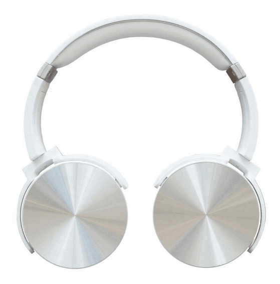 Fone Ouvido Headset Barato Giratório Cosmic Hs208 Oex Branco